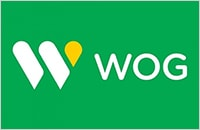 Логотип WOG