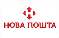 Логотип Нова пошта