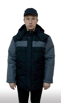 Куртка утеплена водовідштовхуюча